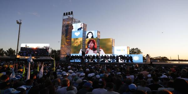 Shes back: Argentines contemplate possible role for CFK