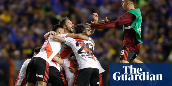River Plate held by Boca Juniors but advance to Libertadores final