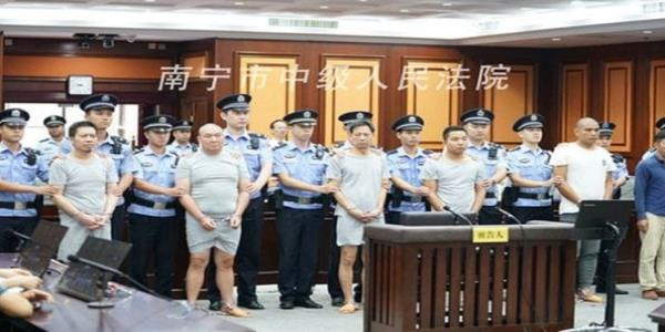 Six Chinese men imprisoned after outsourcing same hit job
