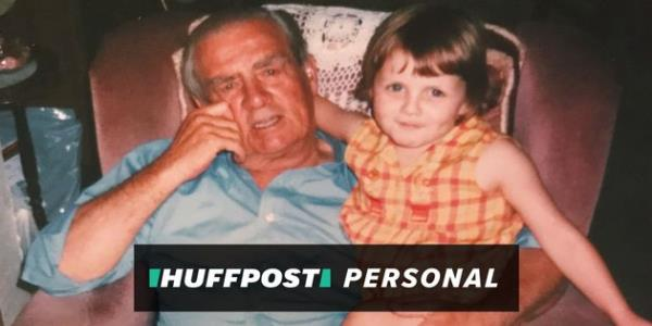 When My Grandad Died I Lost My Best Friend, But Found My Inner Strength