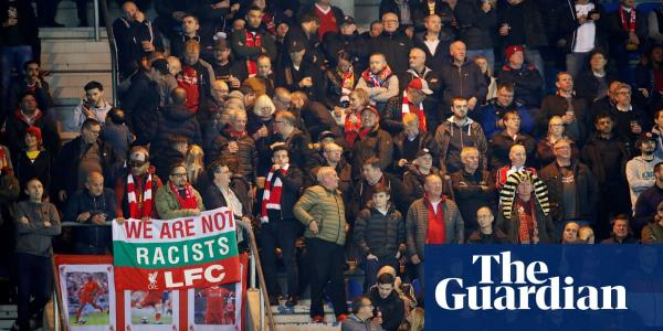 Liverpool condemn 'offensive' Divock Origi banner displayed by fans in Genk