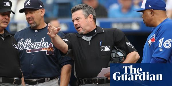 MLB looking into umpires tweet calling for CIVAL WAR if Trump is impeached