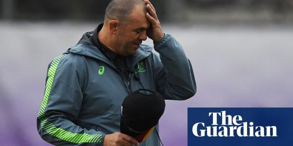 Michael Cheika and Raelene Castle reportedly in public World Cup altercation
