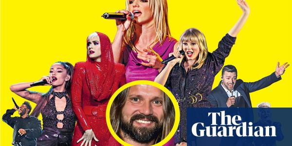 Were not made to be famous: Max Martin, the powerhouse of pure pop