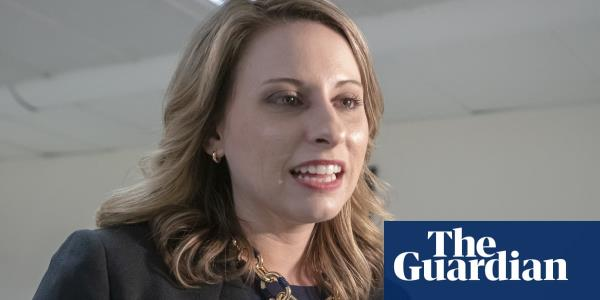 US congresswoman Katie Hill threatens to sue Daily Mail over nude photos