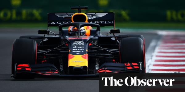 Max Verstappen's failure to slow down after crash costs him Mexican GP pole
