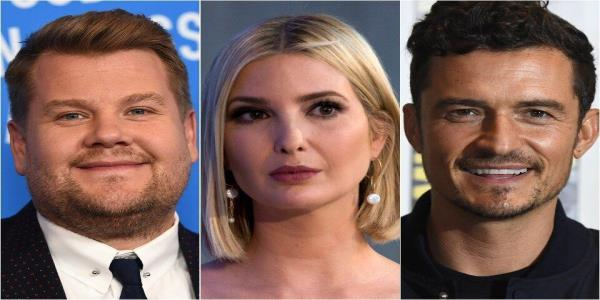 James Corden Reveals What He And Orlando Bloom Told Ivanka Trump After A Few Drinks