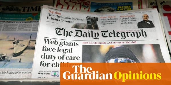 Telegraph buyers circle, but real political clout now lies with Facebook | Jane Martinson