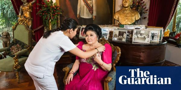 Shes an unreliable narrator: Lauren Greenfield on her Imelda Marcos documentary