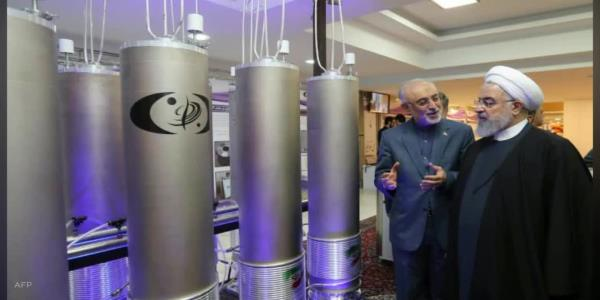 Iran announces sharp rise in enriched uranium production