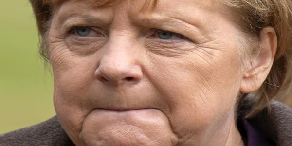 Germanys Merkel: Discontent doesnt bring right to hatred