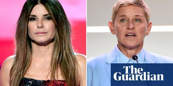 Sandra Bullock and Ellen DeGeneres team up in lawsuit to stop fake ads