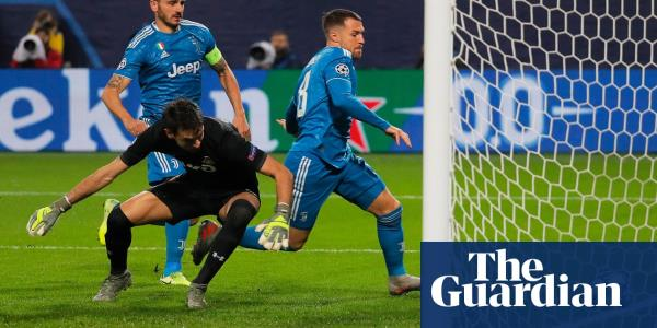 Champions League roundup: Ramsey and Costa steer Juventus to late win
