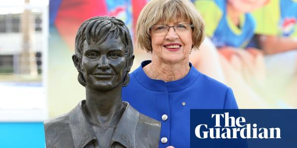 Margaret Court calls on Tennis Australia to honour her grand slam anniversary