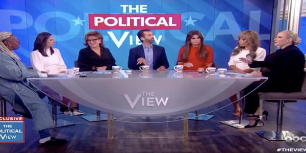 Meghan McCain confronts Trump Jr. on The View: You and your family have hurt a lot of people