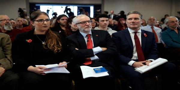 General Election 2019: Jeremy Corbyn Could Be Succeeded By Co-Leaders If Labour Loses