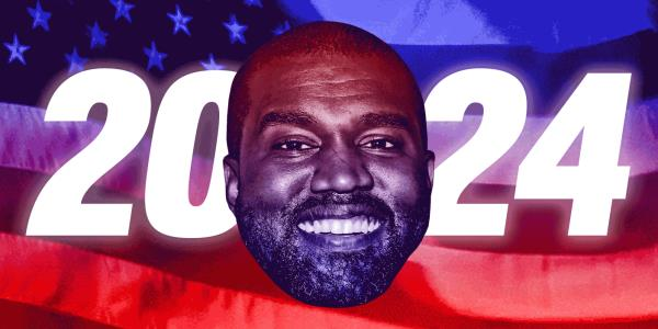 Kanye Wests plan to run for president in 2024 and more news from the week