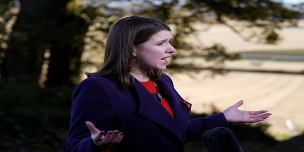 Lib Dems Looking At Court Action After Jo Swinson Excluded From BBC Debate