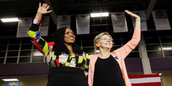 Surprised Ayanna Pressley broke with the squad to endorse Warren? Dont be