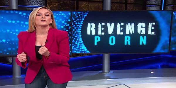 Samantha Bee uses Rep. Katie Hills resignation to tackle the complicated scourge of revenge porn