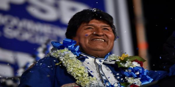 Morales: Latin Americas longest-serving leader collapses under protests