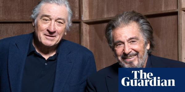 Robert De Niro and Al Pacino: We're not doing this ever again