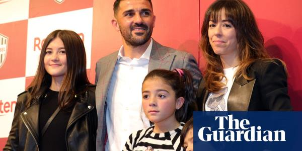 David Villa to retire: Its better to leave football before football leaves me