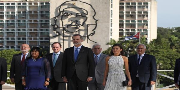 Viva Felipe!: Communist-run Cuba welcomes Spanish king