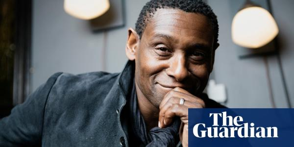 David Harewood: 'I'd say sorry to my first girlfriend. I was a bit of a tart'