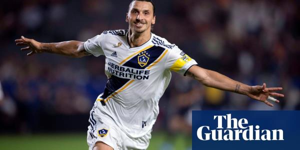 Zlatan Ibrahimovic: memorable goals from his time at LA Galaxy – video highlights