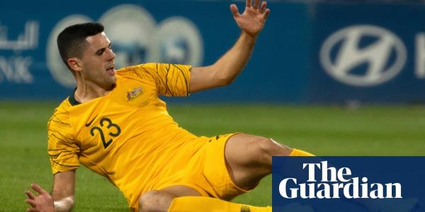 Socceroos sit pretty in World Cup qualifying but tougher tests lie ahead | Richard Parkin