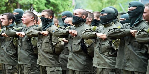 Ukraine's Anti-Russia Azov Battalion: 'Minutemen' or Neo-Nazi Terrorists?