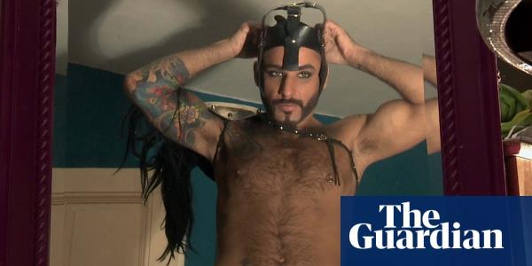 Former porn star Jonathan Agassi: Id be dead if they hadnt made a documentary about me