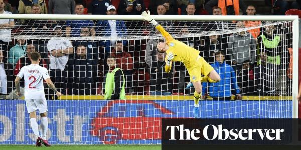 Experience tells Jordan Pickford England need to start Euros with a win | Paul Wilson