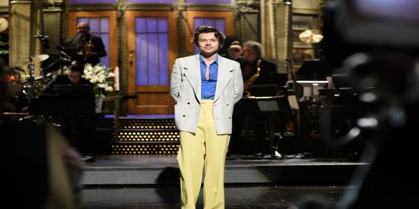 Harry Styles Saturday Night Live Monologue Featured Zayn Malik Dig