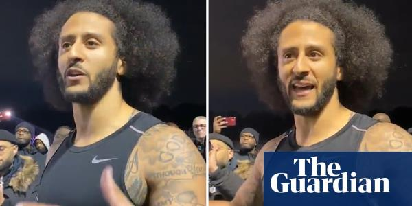Colin Kaepernick calls out NFL: Stop running from the truth, Im ready – video