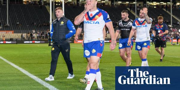 Future of Great Britain Lions in grave doubt after disastrous tour | Aaron Bower