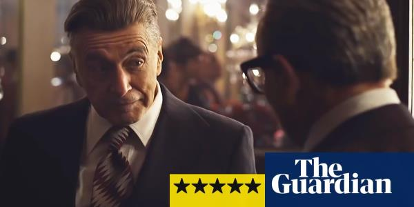 The Irishman review – Martin Scorseses finest film for 30 years
