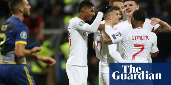 Gareth Southgate: Whoever plays us knows theyre in for a tough game – video