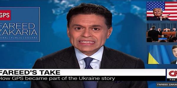 CNNs Fareed Zakaria gives the backstory on his fateful scrapped interview with Ukraines president