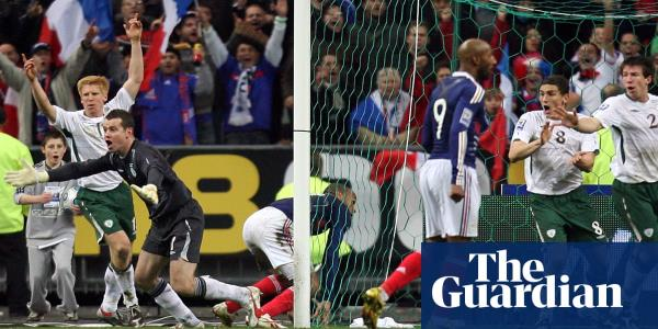 The Fiver | The 10th anniversary of that famous night in Paris
