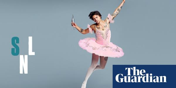 Tutu good: how Harry Styles suddenly became Britain's greatest export
