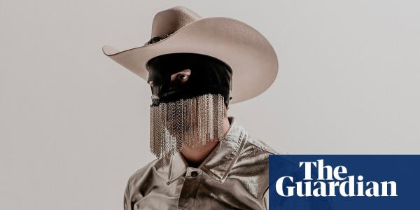 Orville Peck: 'I grew up feeling alienated – so I became a cowboy'