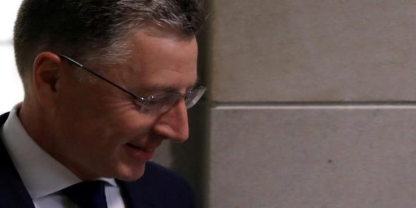 Volker to Testify He Was Unaware of Effort to Investigate Bidens, Withhold Military Aid
