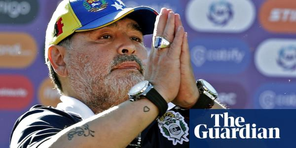 Politics derail Diego Maradona at Gimnasia after only three months
