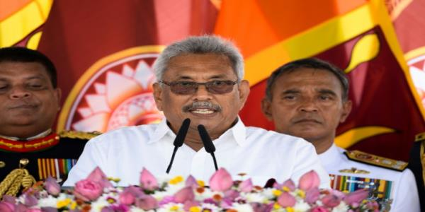 Charges dropped against immune new Sri Lanka president