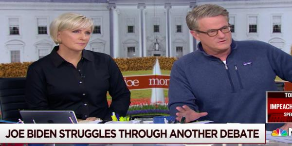 MSNBCs Joe Scarborough pans Bidens latest debate performance: Hes having trouble completing thoughts
