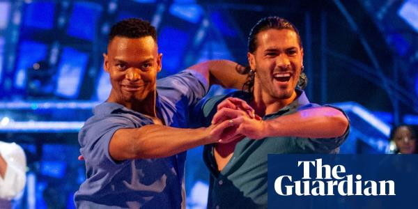 Strictly Come Dancings first same-sex routine sparks almost 200 complaints