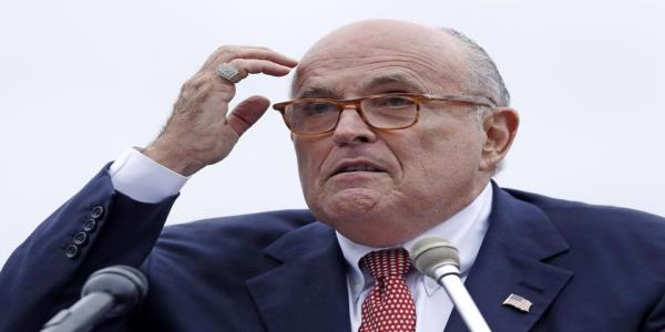 Sondland fumed Rudy Giuliani always f—s everything up, impeachment witness testifies