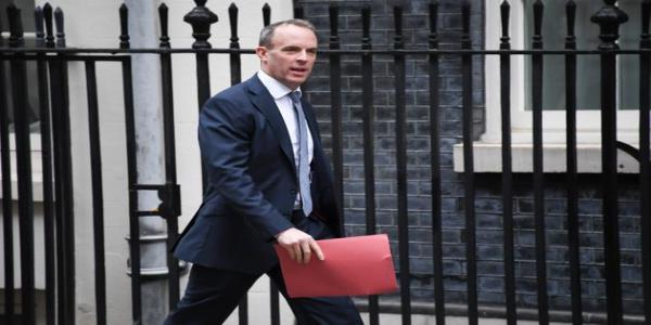 UK To Repatriate Orphans Left In Syria, Foreign Secretary Dominic Raab Confirms